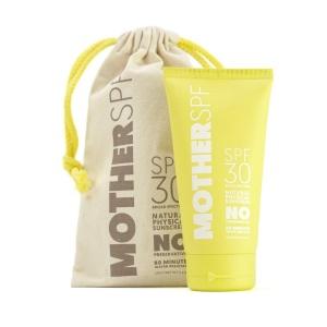 Mother SPF sunscreen