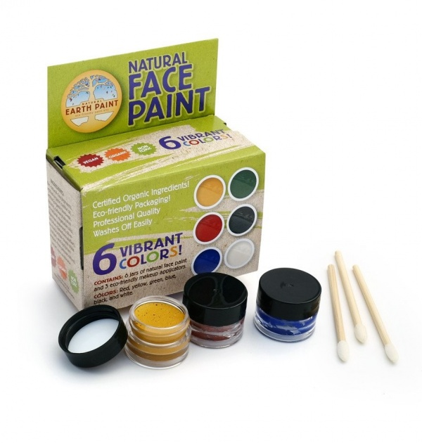 non-toxic kids face paint