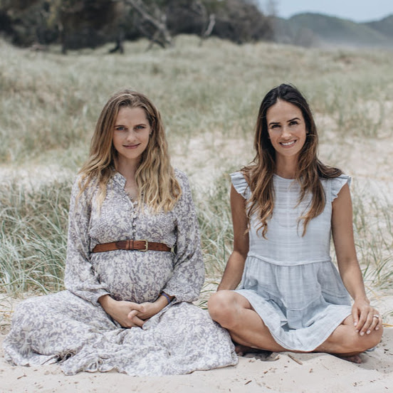Lovewell founders Teresa Palmer and Chrissy Duigan