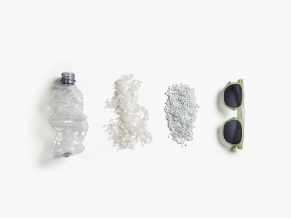 Innovative new brand Good Citizens is making sunglasses from plastic bottles