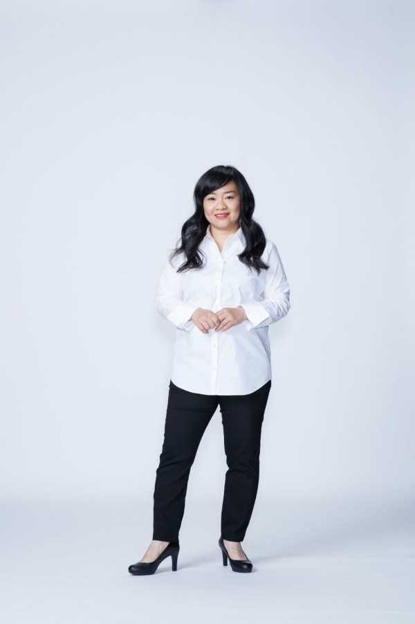 Dr Kate Nguyen Chemical and civil engineer RMIT University