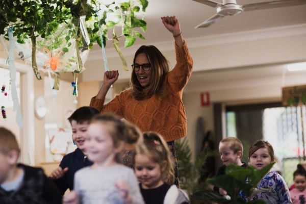 Kirli Saunders is an author and storyteller, she is also the NSW Aboriginal Woman of the Year for 2020