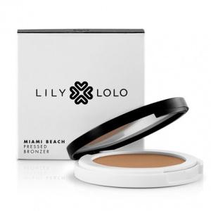 Lily Lolo Pressed Bronzer Miami Beach