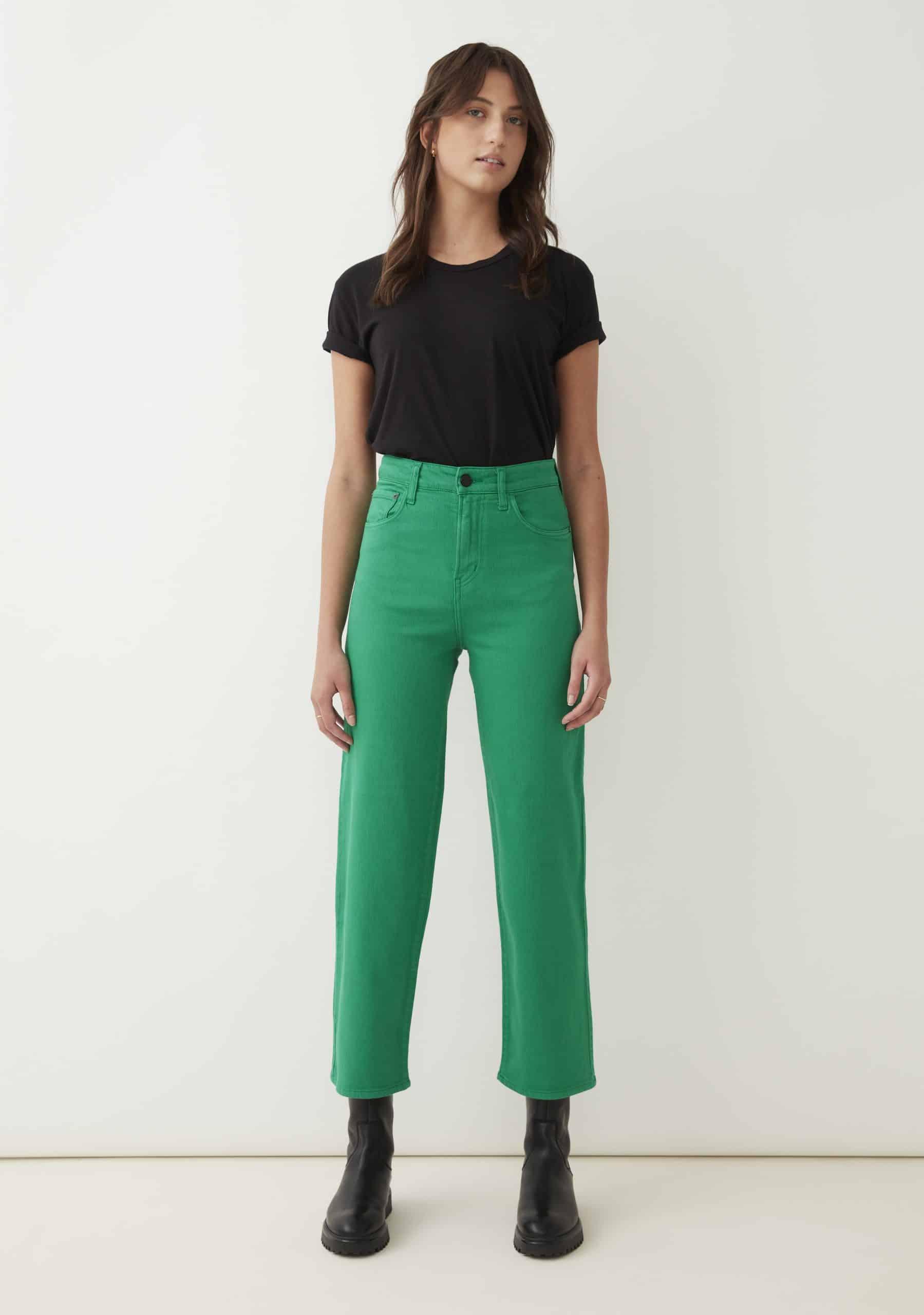 denimsmith emerald jeans