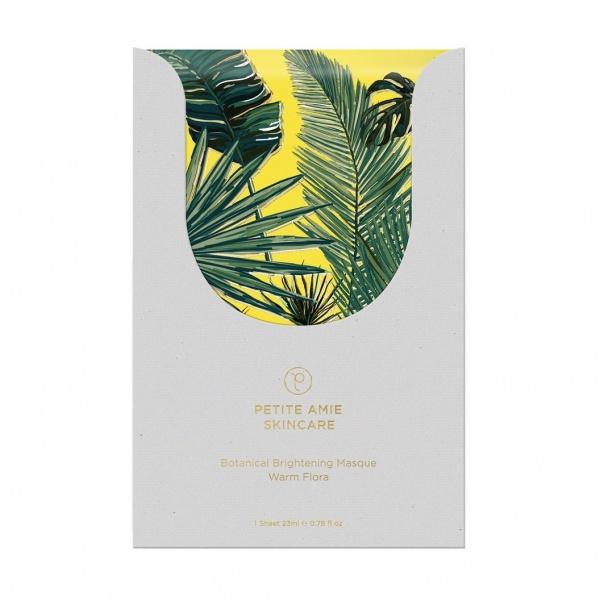 Petite Amie skincare Botanical Brightening Masque