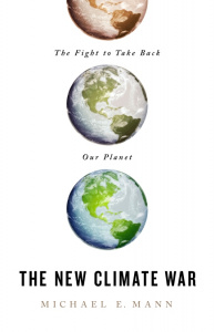 The New Climate War Book Cover