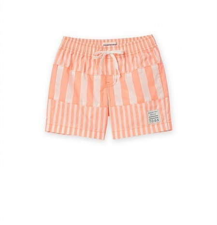 COUNTRY ROAD KIDS DOUBLE STRIPE BOARD SHORT