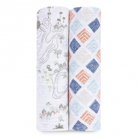 aden-anais-baby-organic-muslin-swaddle-2pk-blue-green-orange-warrior-finn-9501_0