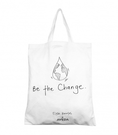 Aveda Elyse Knowles tote bag