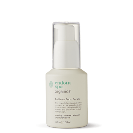 Endota Spa radiance boost serum