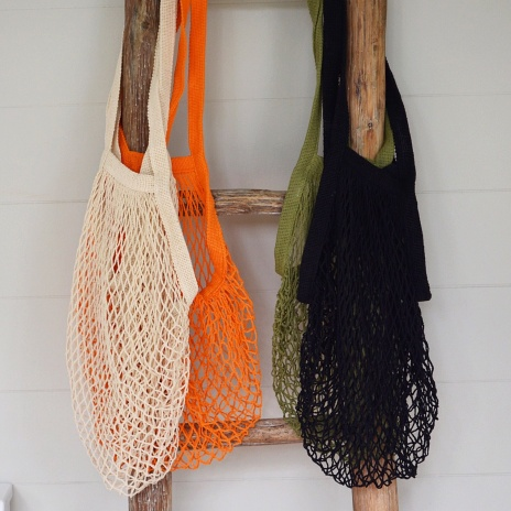 Weave & Wing market string bag