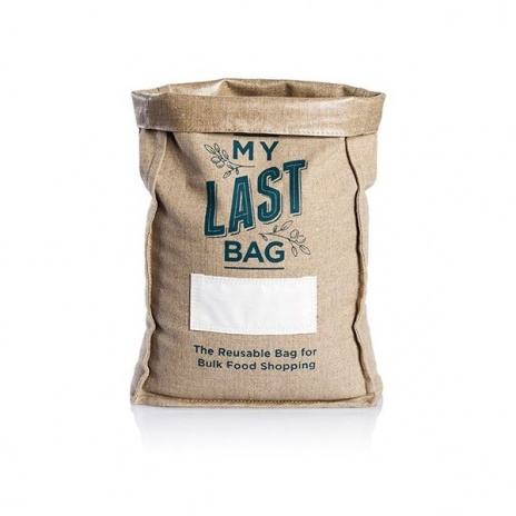 My last bag hemp bulk food bag