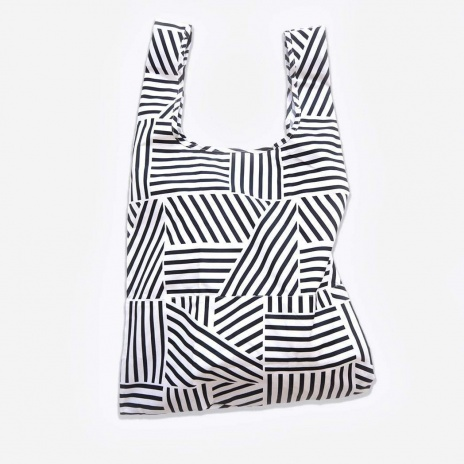 The other bag recycled bottles foldable tote