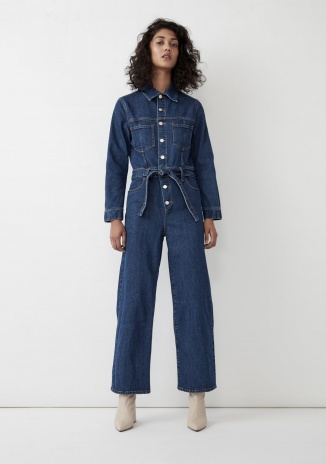 Denim Smith boiler jumpsuit