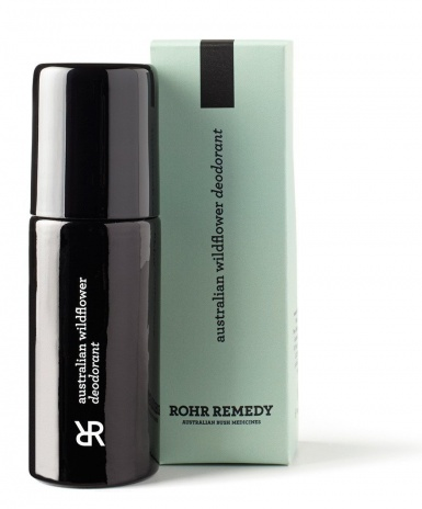 rohr remedy australian wildflower-deodorant