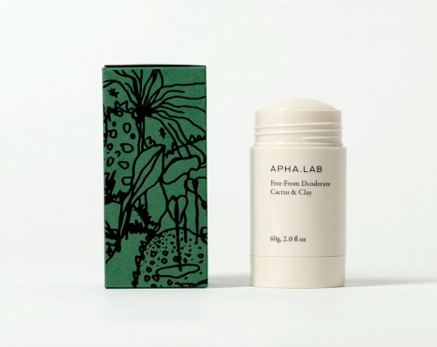 APHA.LAB Free-From Deodorant