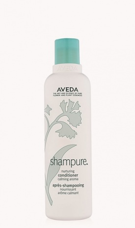 aveda natural hair care