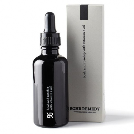 Rohr Remedy boab and rosehip oil