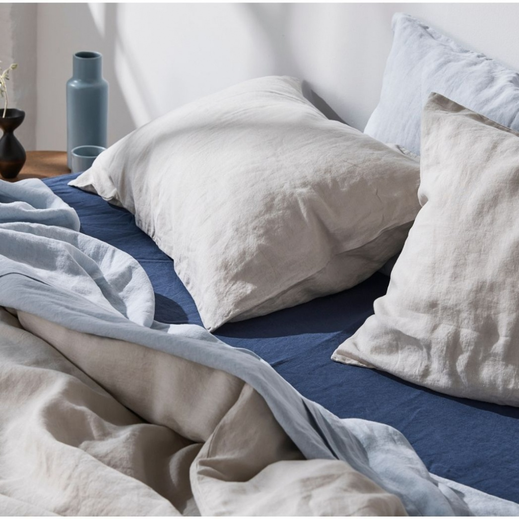 in bed sustainable homewares