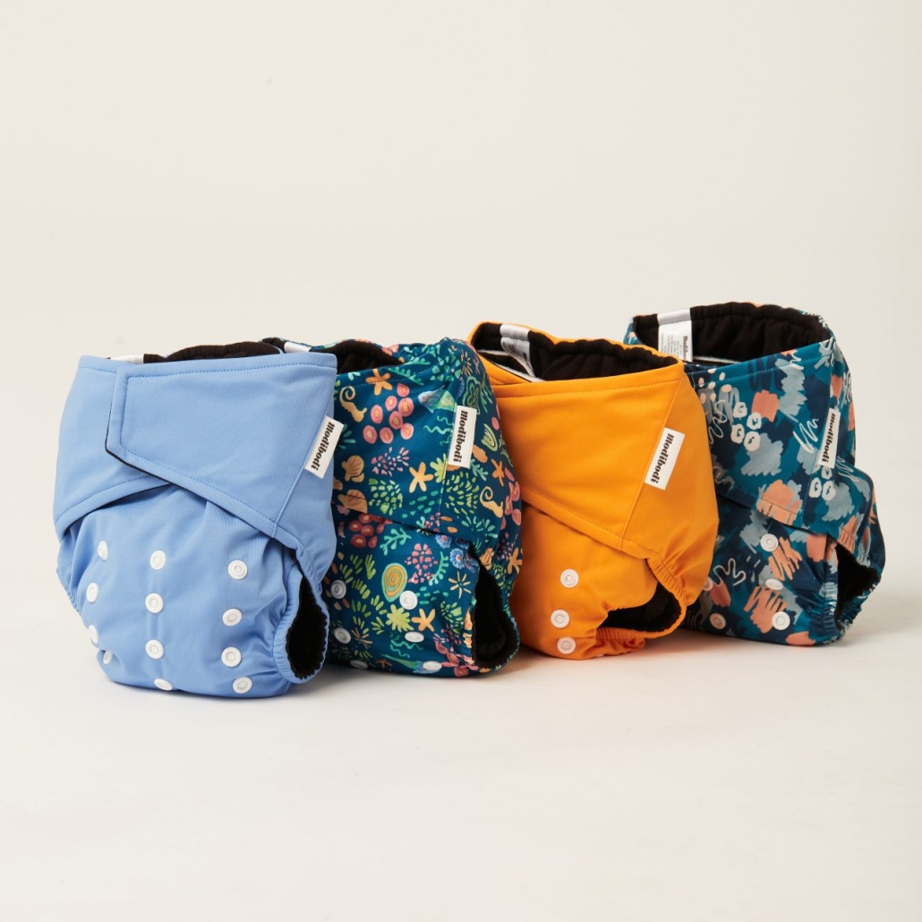 Modibodi's Reusable Nappy is better for baby, budget, and the planet.