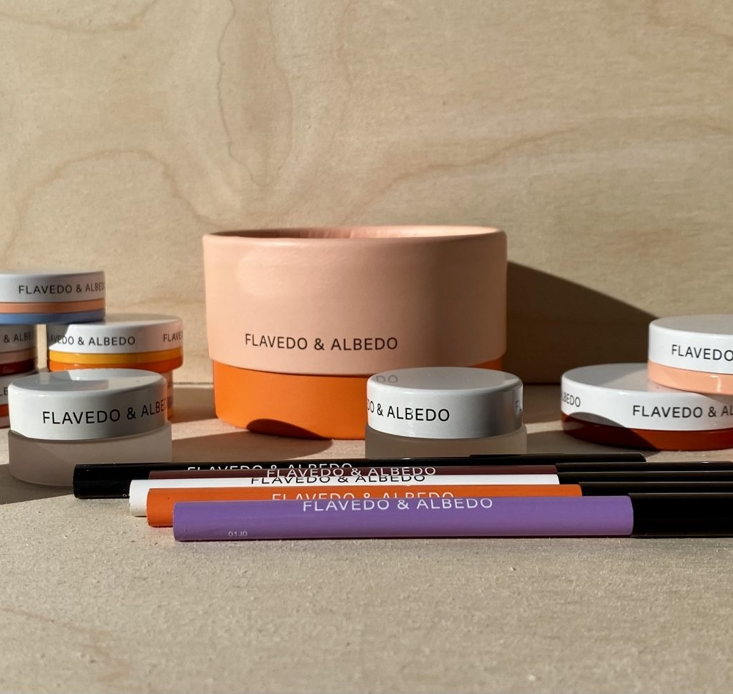 Flavedo & Albedo, part of a new guard of plastic-free beauty