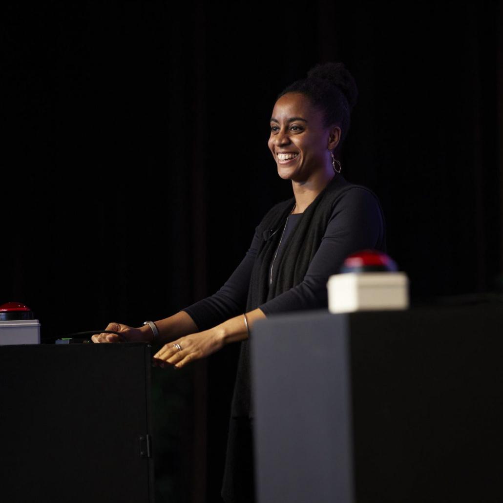 Audrey Noumazalayi, senior procurement manager L'Oreal Australia
